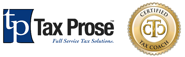 Tax Prose Inc Logo