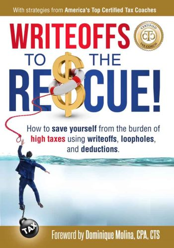 Write Offs to the Rescue book